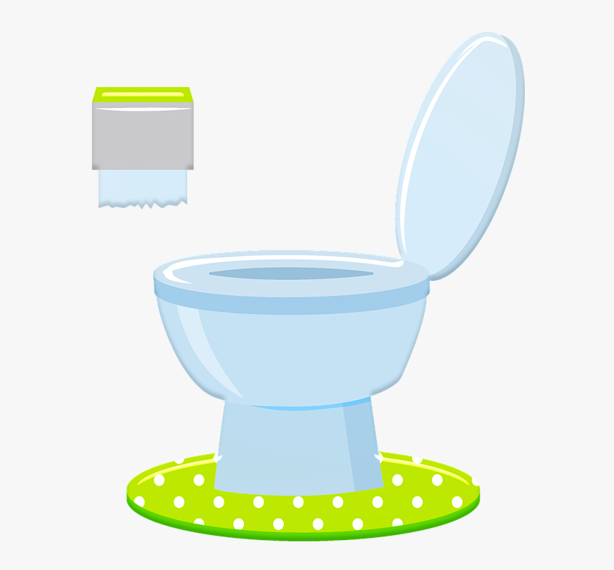 How To Measure Toilet Seat - Toilet, HD Png Download, Free Download