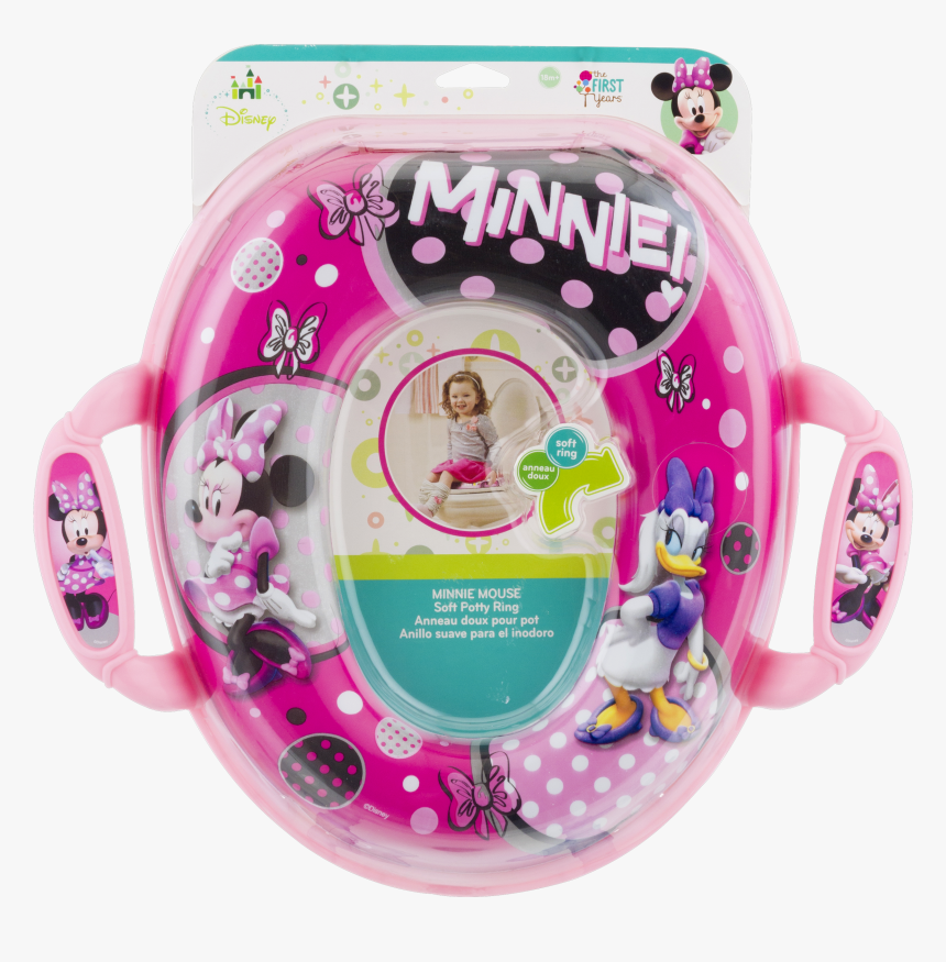 First Years Minnie Potty Ring, HD Png Download, Free Download