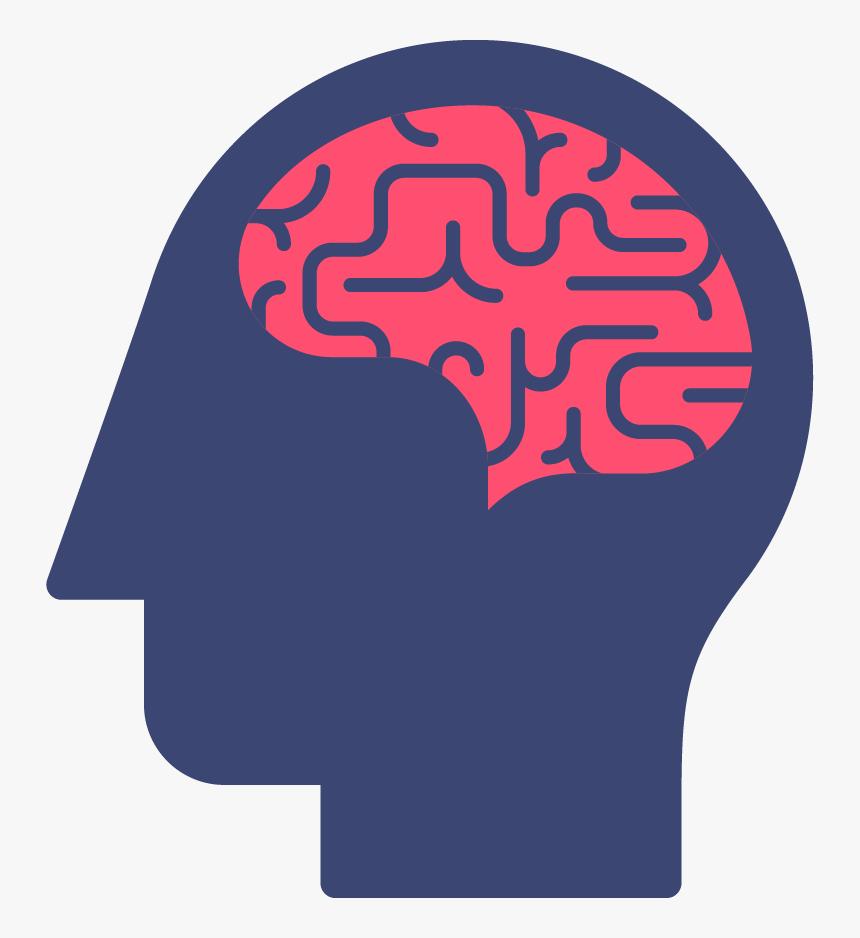 17 Gatilhos Mentais Para Você Dominar A Arte Da Persuasão - Brain Head Logo, HD Png Download, Free Download
