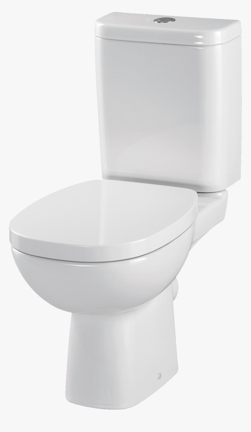 Toilet Png - Kit Vaso Sanitario Com Caixa Acoplada Incepa, Transparent Png, Free Download