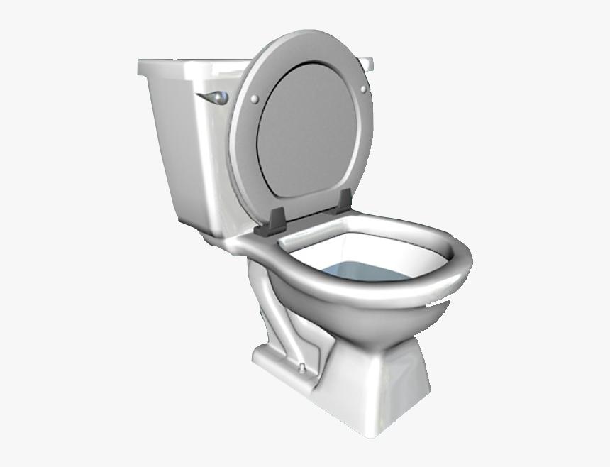 Toilet-seat - Png Toilet, Transparent Png, Free Download