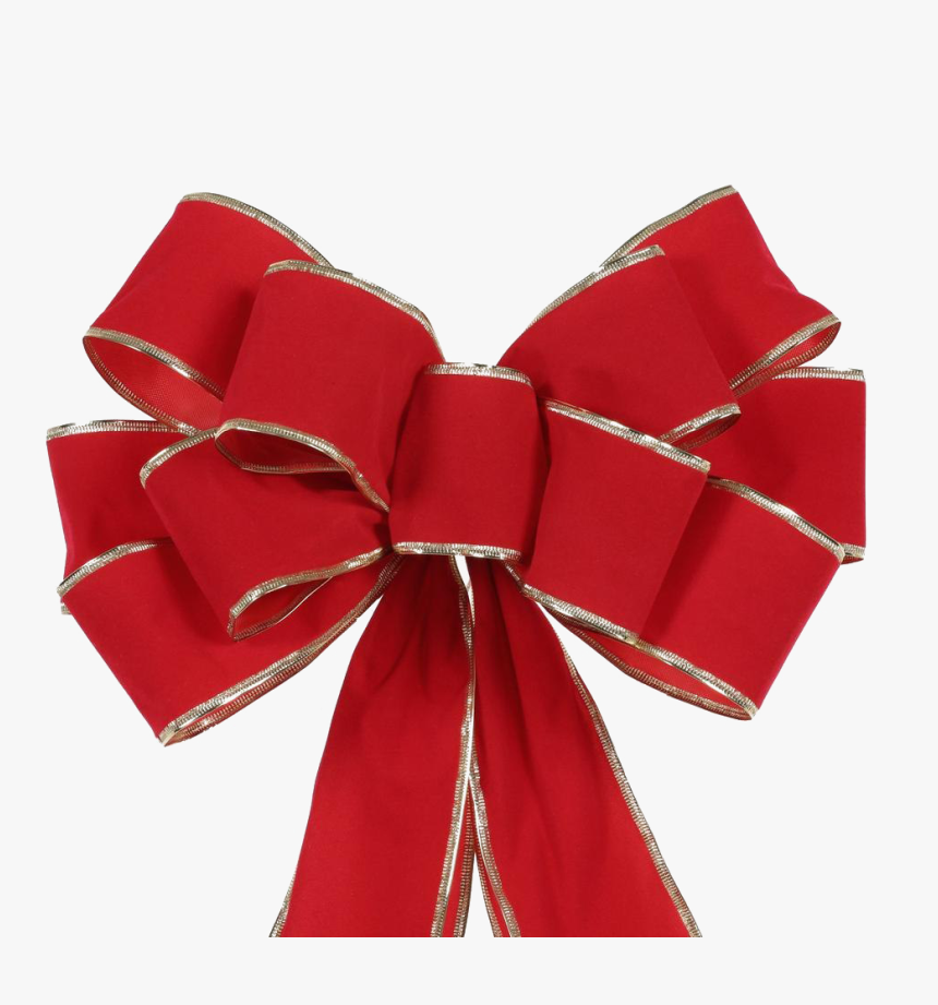 Christmas Bow Png, Transparent Png, Free Download