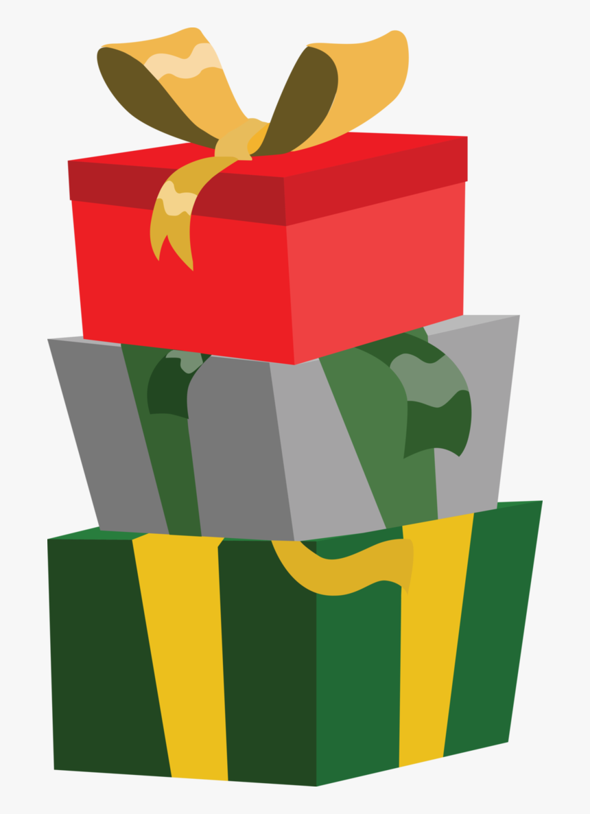 15 Christmas Gift Vector Images - Christmas Gifts Vector Png, Transparent Png, Free Download
