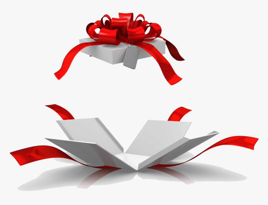 Box Gift Photography The Open Christmas Stock Clipart - Gift Box Open Vector, HD Png Download, Free Download