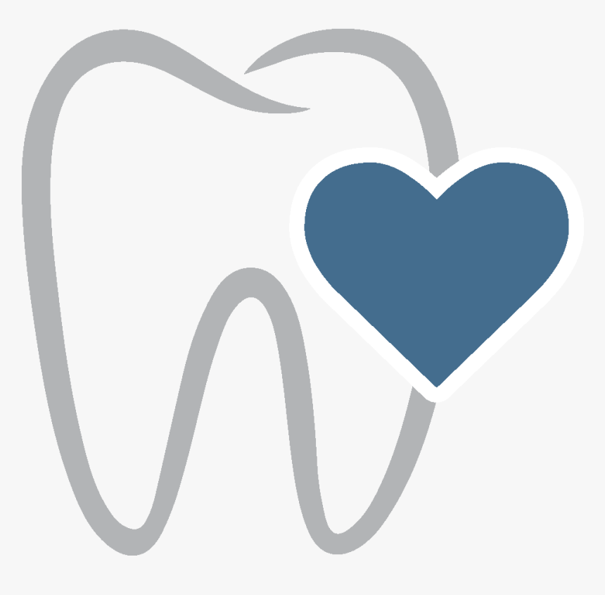 Http Www Mkdmd Com - Tooth With Heart Png, Transparent Png, Free Download