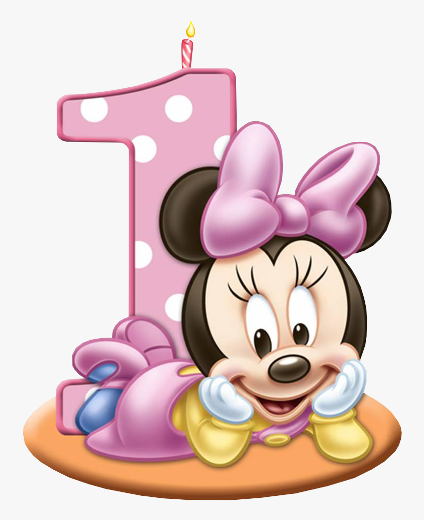 Sensational Mickey Minnie Baby Birthday Cake Mouse Clipart Minnie Mouse Baby Funny Birthday Cards Online Alyptdamsfinfo
