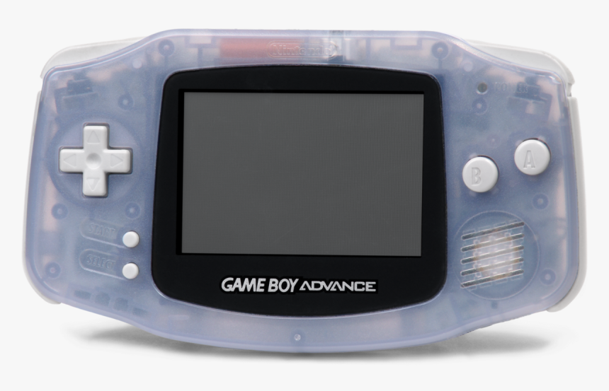 Gadget,game Boy Console,portable Electronic Game,game - Game Boy Advance Transparent, HD Png Download, Free Download