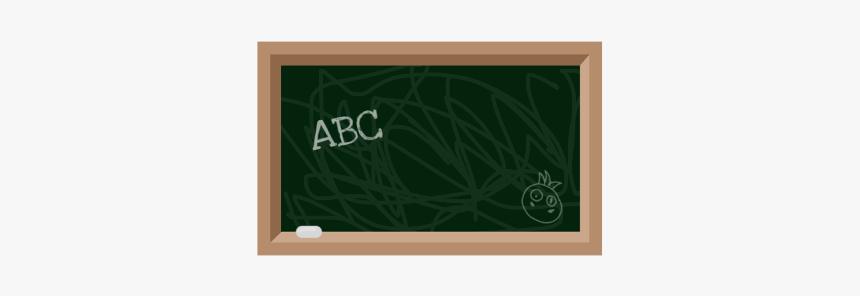 School Chalkboard Chalk Freetoedit - Blackboard, HD Png Download, Free Download