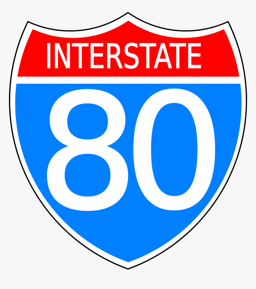Interstate Highway Sign, HD Png Download, Free Download