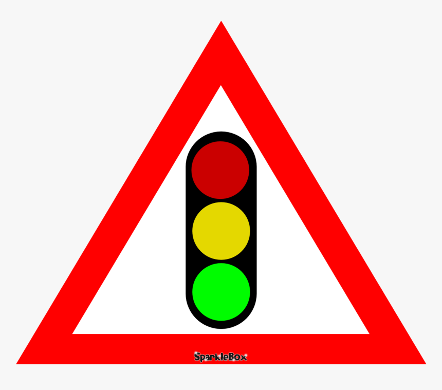Clip Art Free Traffic Signs Images - Traffic Light Sign South Africa, HD Png Download, Free Download