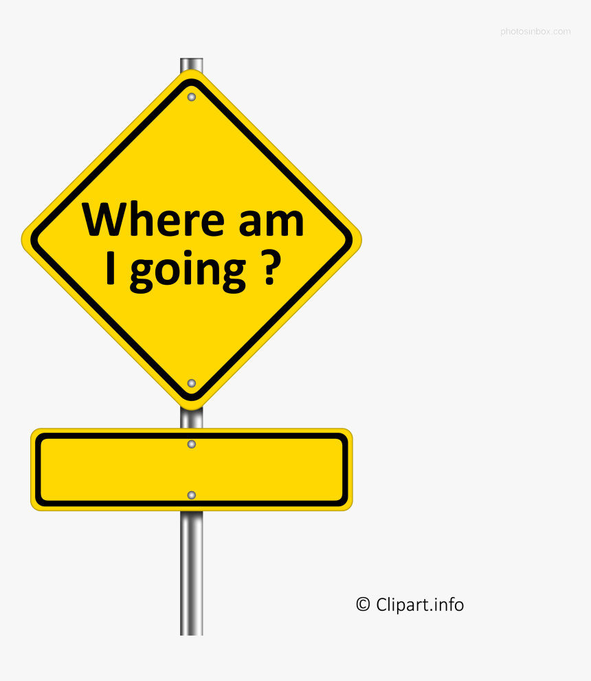 Blank Road Sign Board , Png Download - Traffic Sign, Transparent Png, Free Download