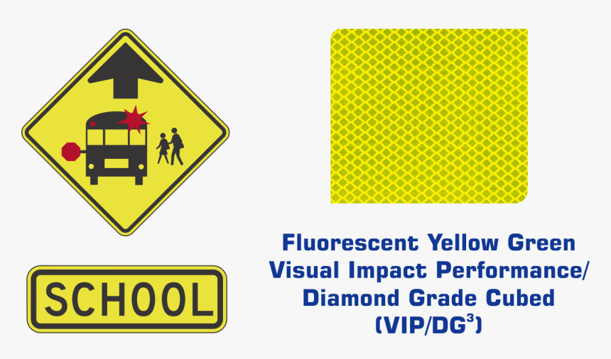 Fluroescent Yellow Green - 3m Highway Green Stickers, HD Png Download, Free Download