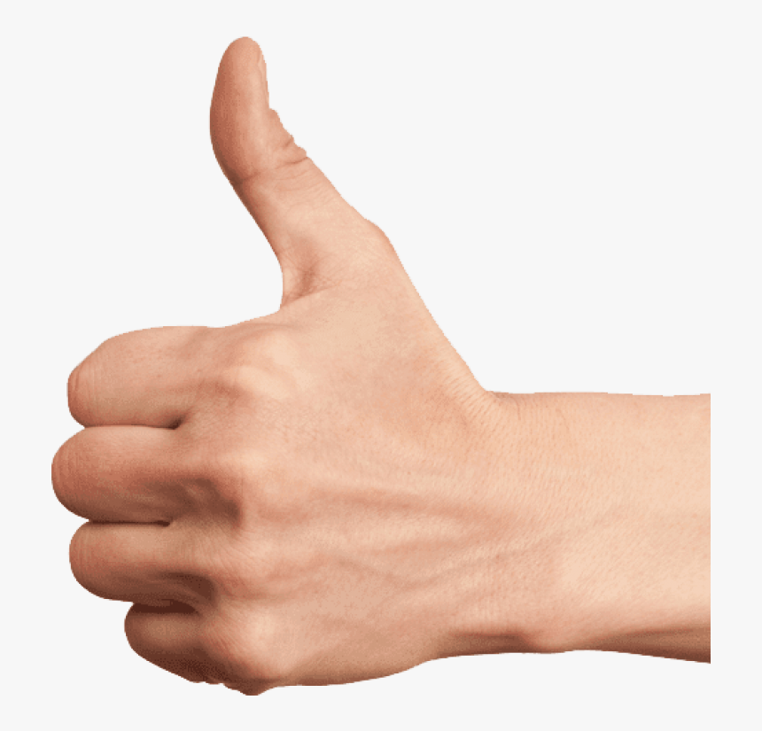Hand Thumb Up Green Condom Club - Transparent Background Thumbs Up Png, Png Download, Free Download