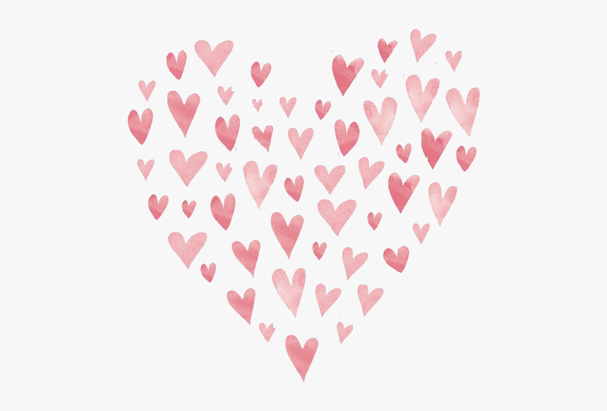 Heart, Love, And Hearts Image - Transparent Pastel Heart Png, Png Download, Free Download