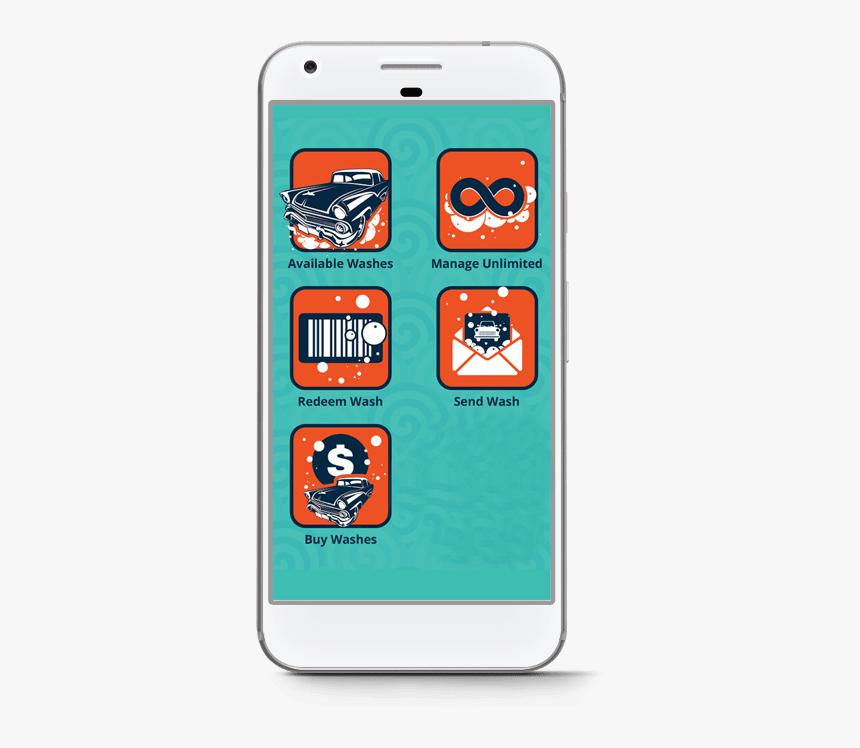 App Car Wash, HD Png Download, Free Download