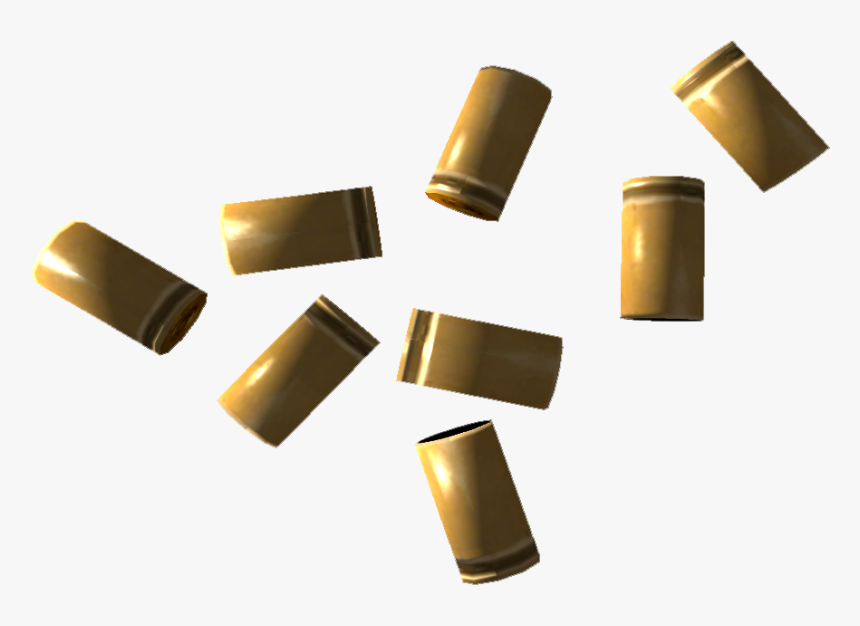 Nukapedia The Vault - 45 Shell Casing Png, Transparent Png, Free Download