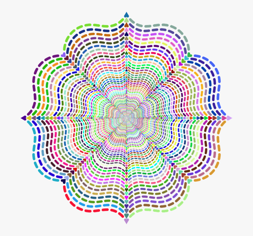 Abstract, Geometric, Colorful, Fancy, Shape, Ornamental - Portable Network Graphics, HD Png Download, Free Download