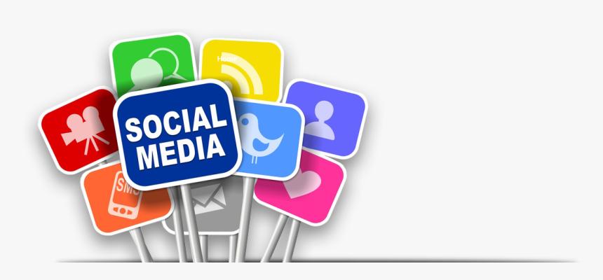 Social Media Banner - Social Media Design Png, Transparent Png, Free Download