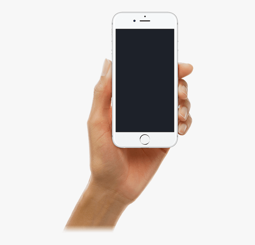 Mobile In Hand Compressor D - Hand Grab Phone Png, Transparent Png, Free Download