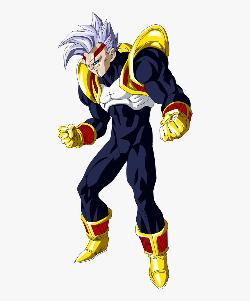 Transparent Baby Dedication Clipart Free - Dragon Ball Heroes Baby Vegeta, HD Png Download, Free Download