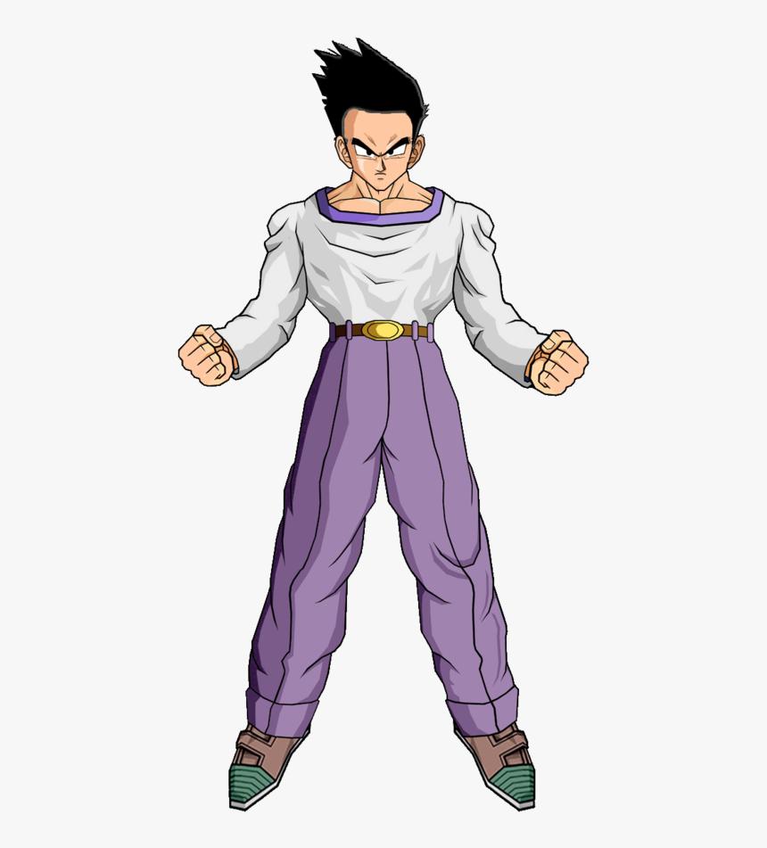 Goten Goku, Dbz, Dragon Ball Gt, Dragons, Board, Anime - Baby Goten Dragon Ball, HD Png Download, Free Download