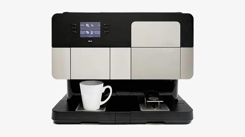 Barista Front View - Mars Barista Coffee Machine, HD Png Download, Free Download