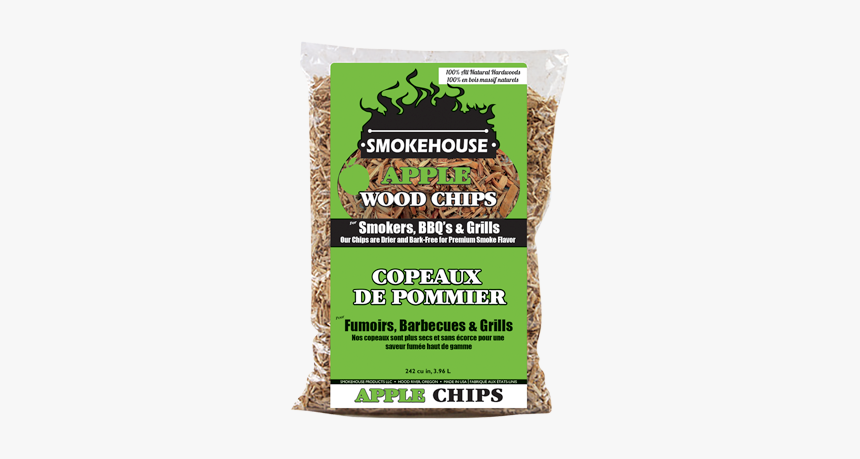 Smokehouse Apple Wood Chips, HD Png Download, Free Download
