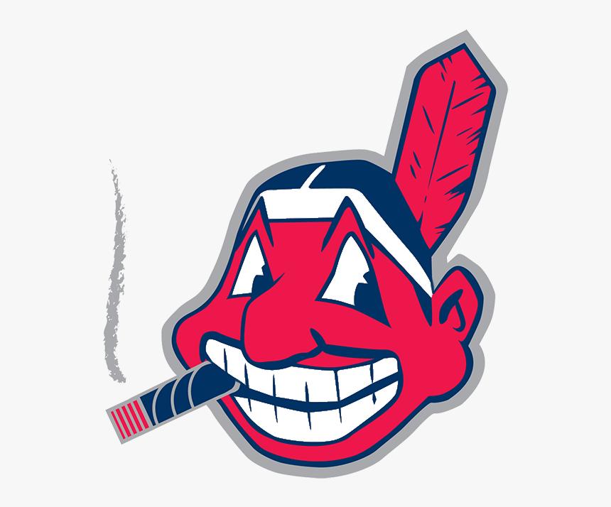 ©molina Advertising Group • Real Men Smoke Cigars - Baseball Cleveland Indians, HD Png Download, Free Download