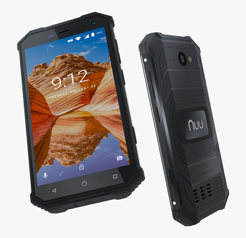 A5l Smartphone - Nuu Mobile R1, HD Png Download, Free Download