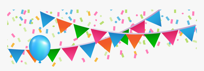 Happy Birthday Png Transparent Picture Vector, Clipart, - Transparent Birthday Border Png, Png Download, Free Download