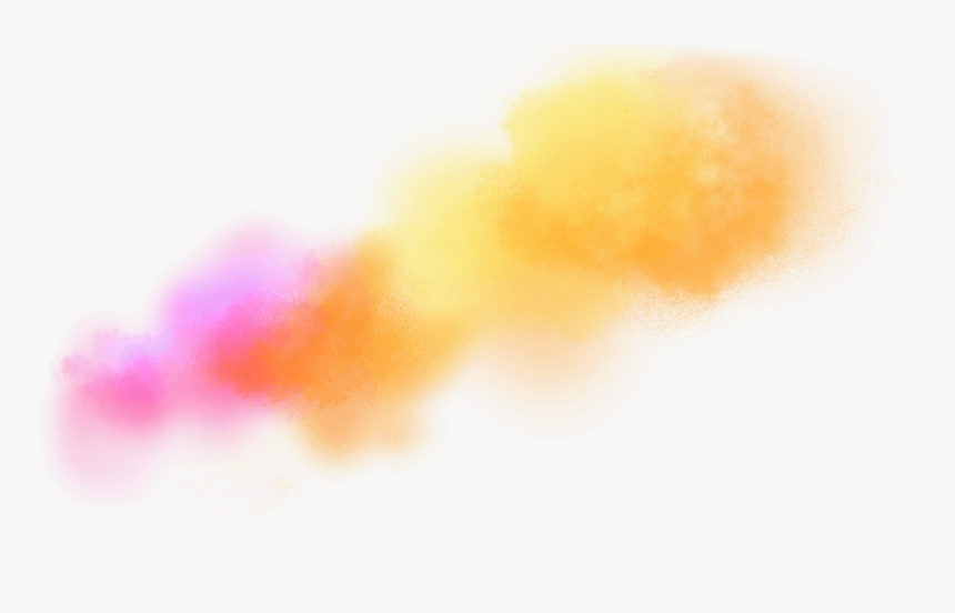 #humo De Color - Nubes De Colores Png, Transparent Png, Free Download