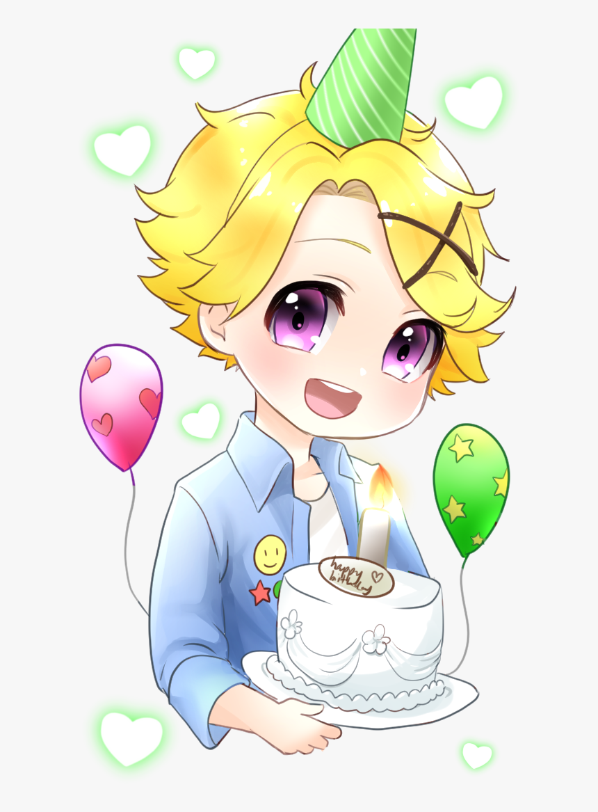 """""""birthday Boy~ Congrats On Turning - Happy Birthday Yoosung, HD Png Download, Free Download"""