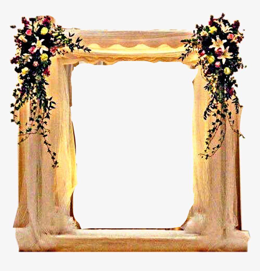 Transparent Photobooth Birds Png - Background Wedding Sticker Picsart, Png Download, Free Download