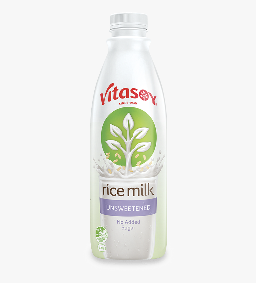 Vitasoy Rice Milk, HD Png Download, Free Download