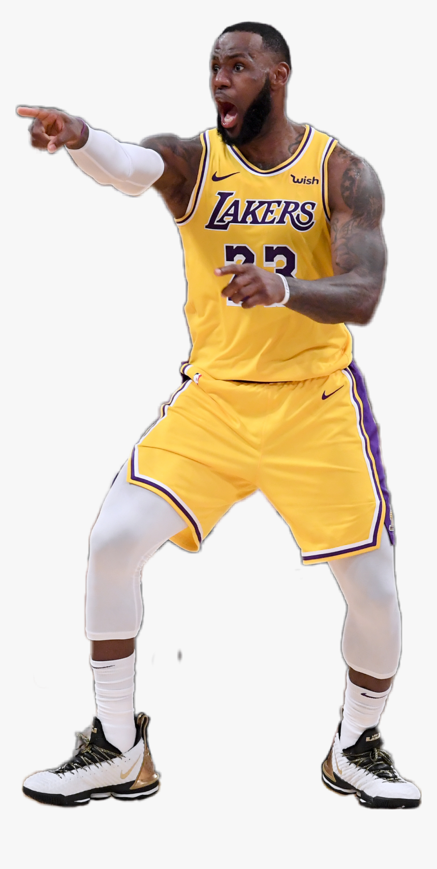 Transparent Lebron James Clipart Lebron James Lakers Transparent Hd Png Download Kindpng