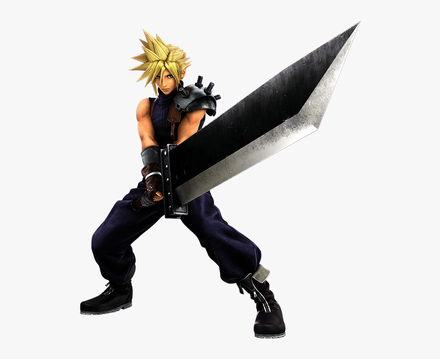 Cloud Strife, HD Png Download, Free Download