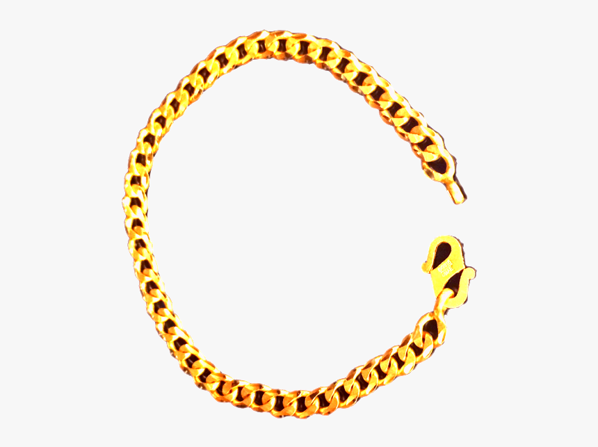 Collection Of Gold - Gold Bracelet Clipart, HD Png Download, Free Download
