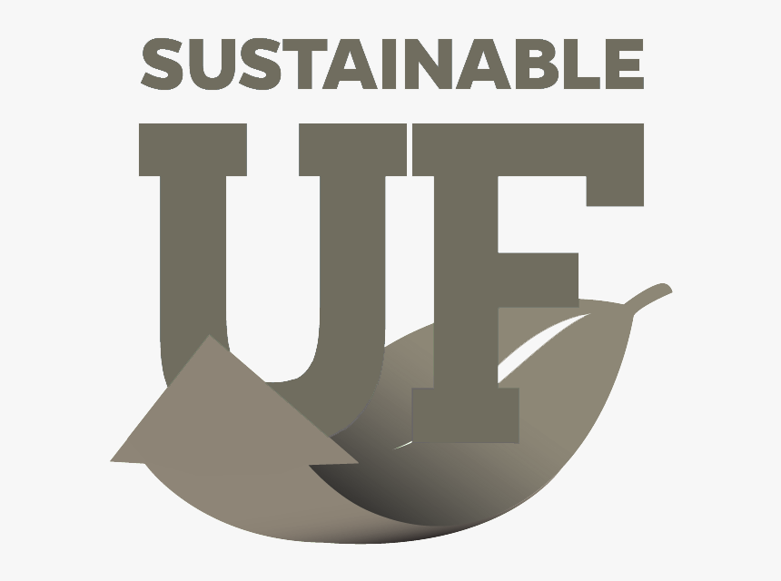 Sustainable Uf Logo Gray, HD Png Download, Free Download
