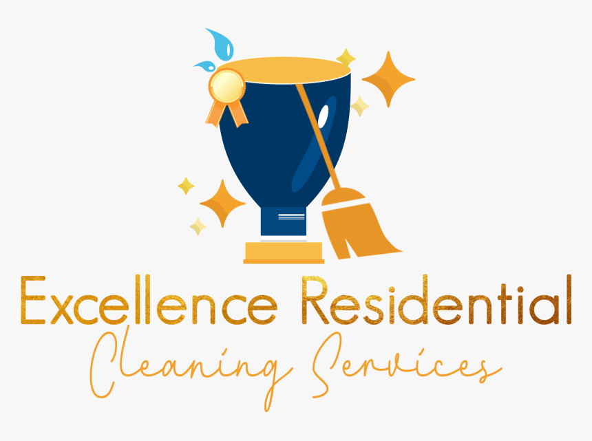 Excellence Residential Cleaning Services, Llc Logo - Graphic Design, HD Png Download, Free Download