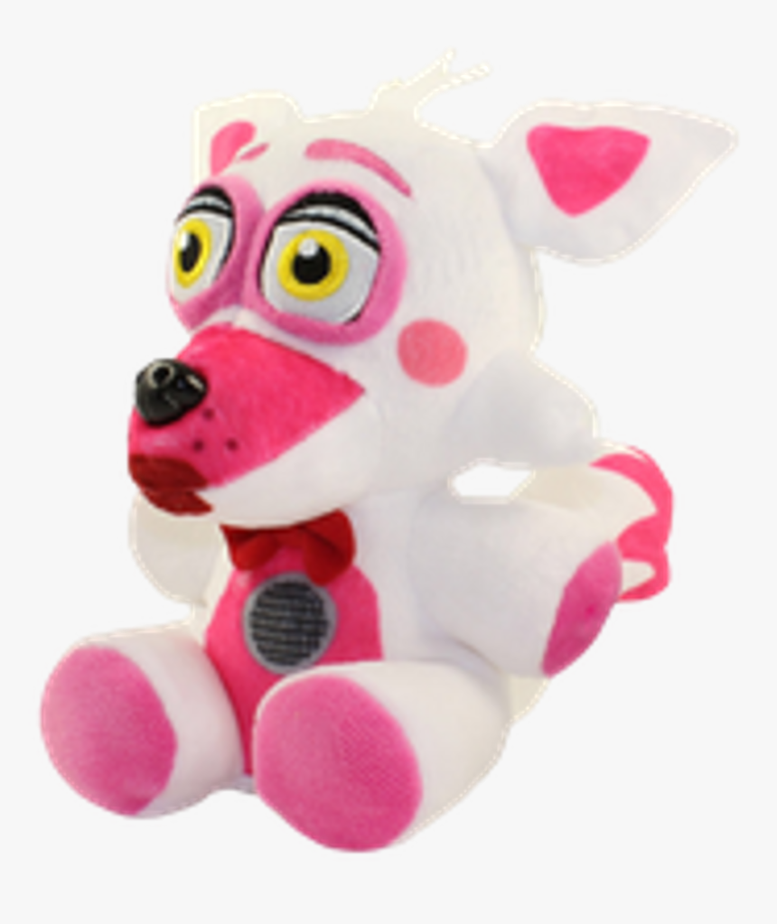 Funtime Foxy Png , Png Download - Fnaf Sister Location Baby Plush Walmart, Transparent Png, Free Download
