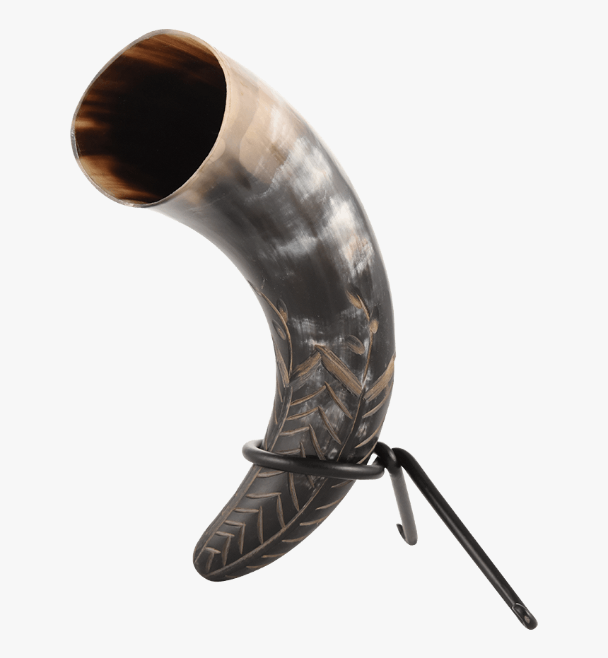 Harvest Drinking Horn With Stand - Insect, HD Png Download, Free Download