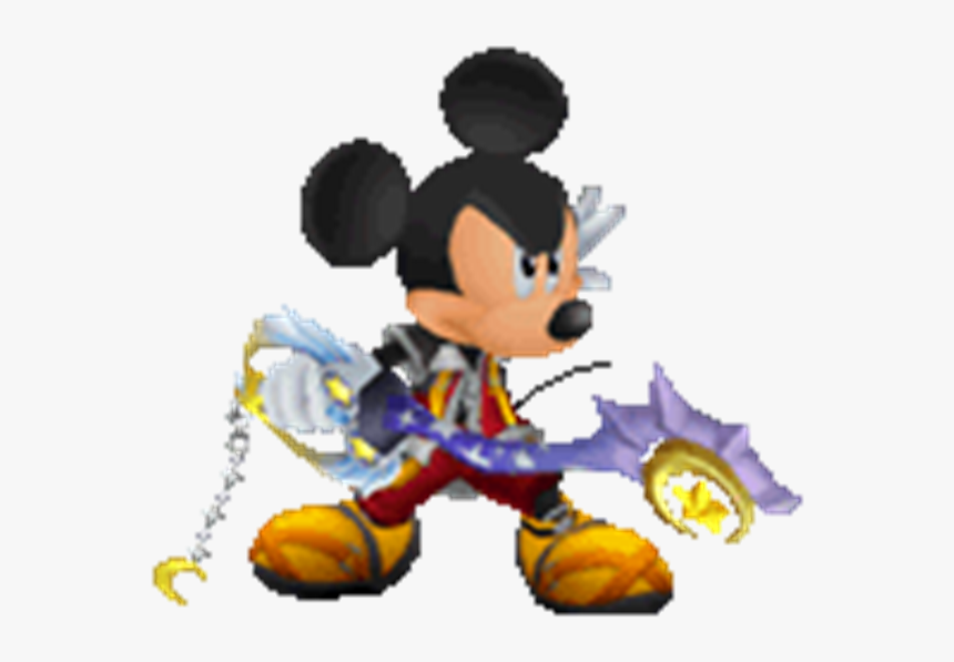 Mickey Mouse Kingdom Hearts Png - Kingdom Hearts Mickey Mouse First Keyblade, Transparent Png, Free Download