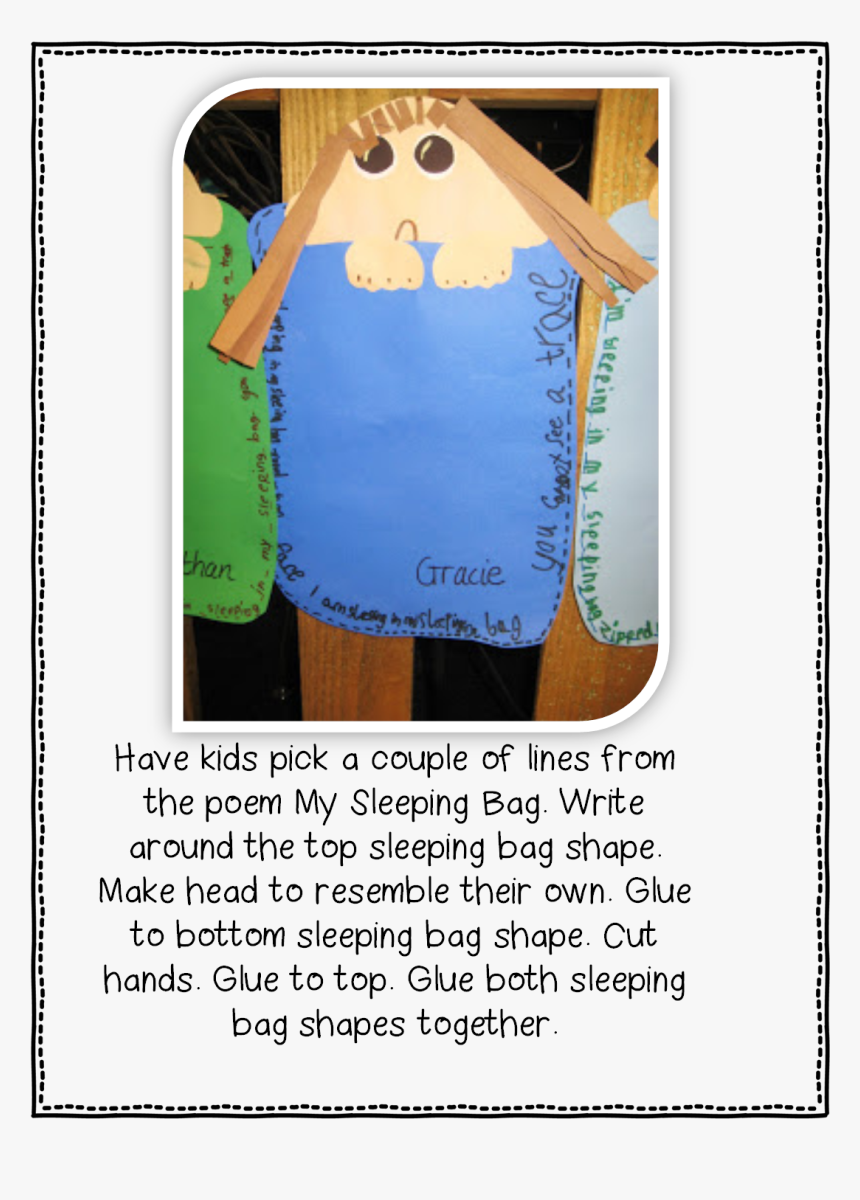 Transparent Sleeping Bag Clipart, HD Png Download, Free Download