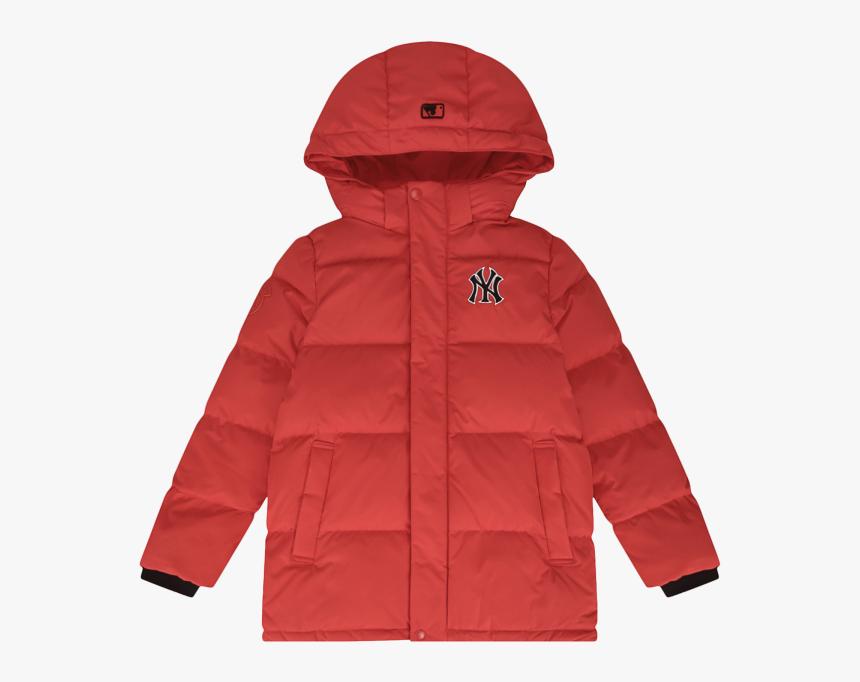 New York Yankees Double Felt Logo Fleece-lined Sweatshirt - Visvim Kimono Denim Jacket, HD Png Download, Free Download
