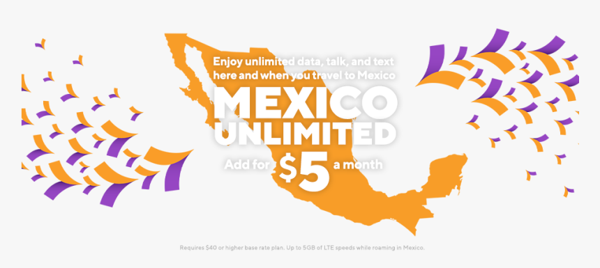 Metropcs Mexico Coverage Map, HD Png Download, Free Download