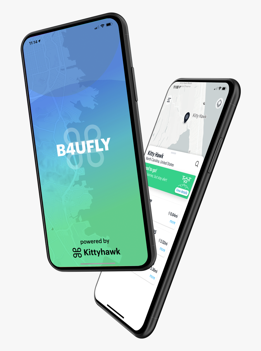 B4ufly - Smartphone, HD Png Download, Free Download