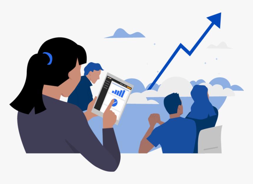 Retail Platform Sales Managers - Illustration, HD Png Download ...