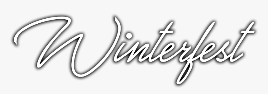 Pigeon Forge Winterfest - Winterfest Of Lights Text, HD Png Download, Free Download