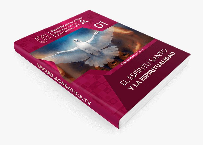 Escuela Sabatica 2017 Espiritu Santo Y La Espiritualidad - Book Cover, HD Png Download, Free Download