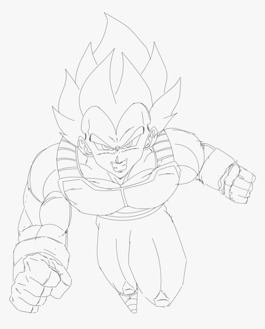 28 Collection Of Ui Goku Coloring Pages Line Art Hd Png Download Kindpng